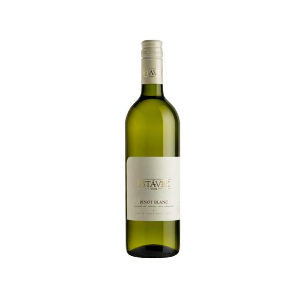Jan Stávek - Pinot Blanc 2016