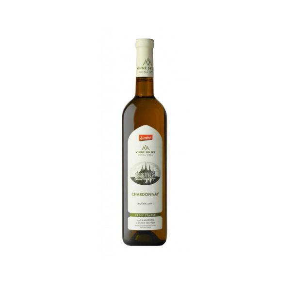 Vinařství Kutná Hora - Chardonnay 2018