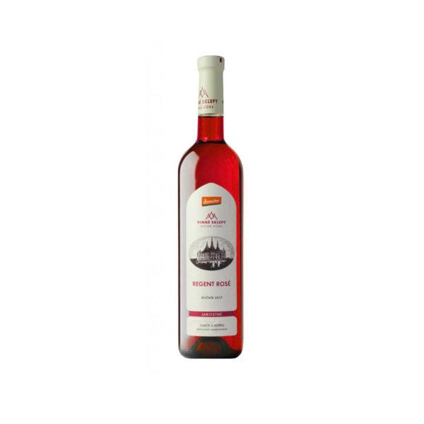Vinařství Kutná Hora - Regent Rosé 2017