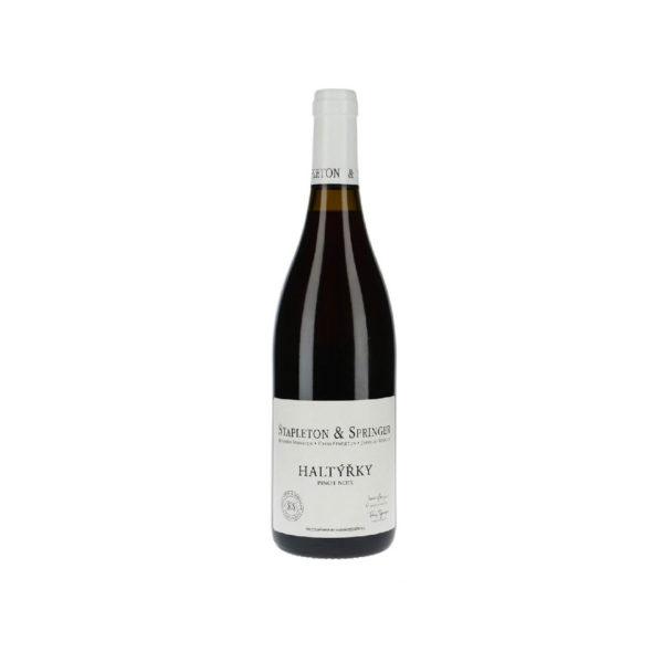Pinot Noir Haltýřky 2017